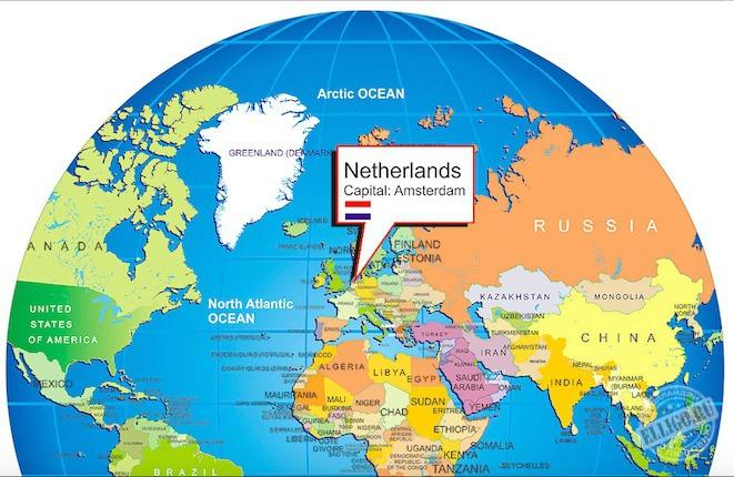 Нидерланды или Голландия