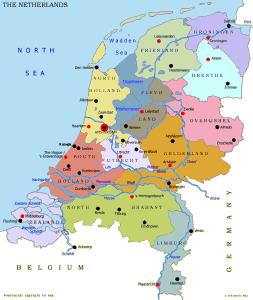 Статья И все же Нидерланды или Голландия?