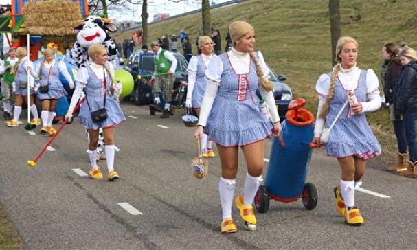 Карнавал в Нидерландах