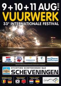 Фестиваль фейерверков 2012