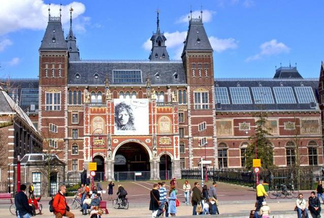 Государственный музей rijksmuseum