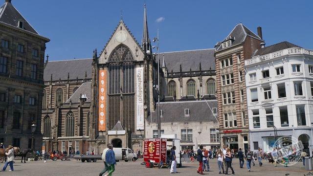 Новая церковь, Амстердам