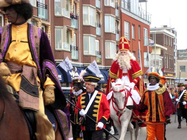 Статья Голландский Дед Мороз
