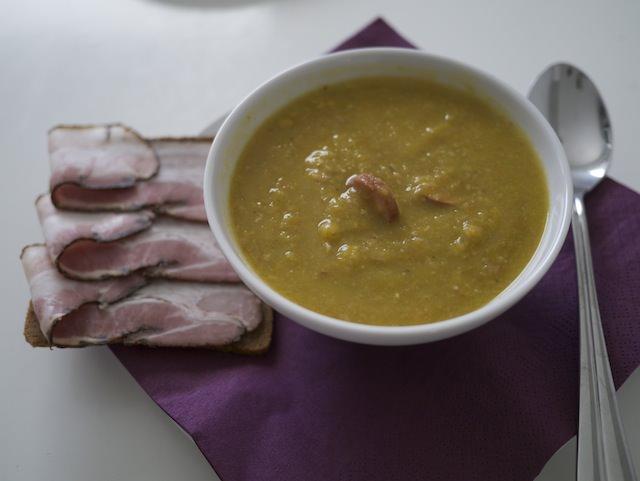 гороховый суп по-голландски