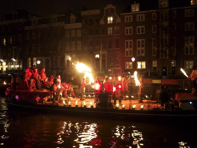 Парад огней