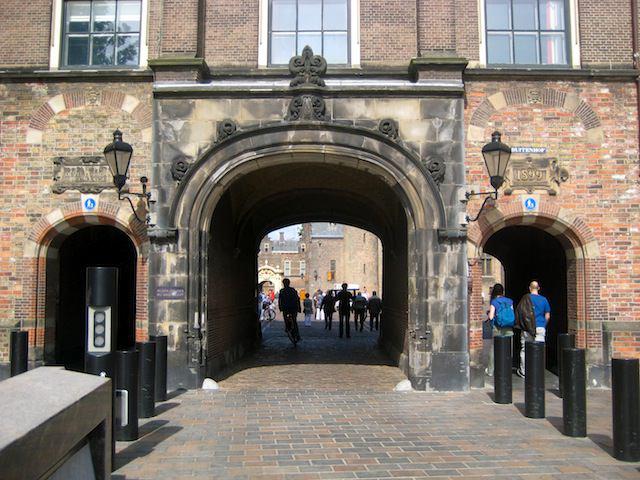 Губернаторские ворота