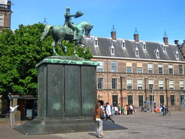 Памятник королю Вильгельму II