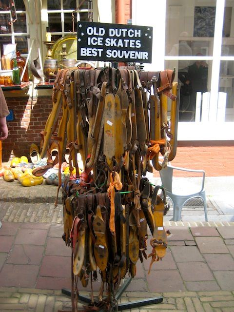 старые голландские коньки