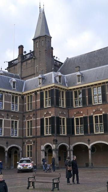 Здание Парламент