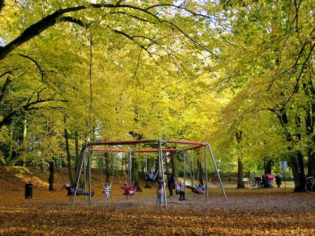 детская площадка в Клиндендайл