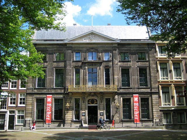 музей Эшера