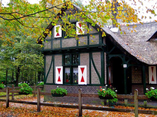домик в парке Клиндендайл