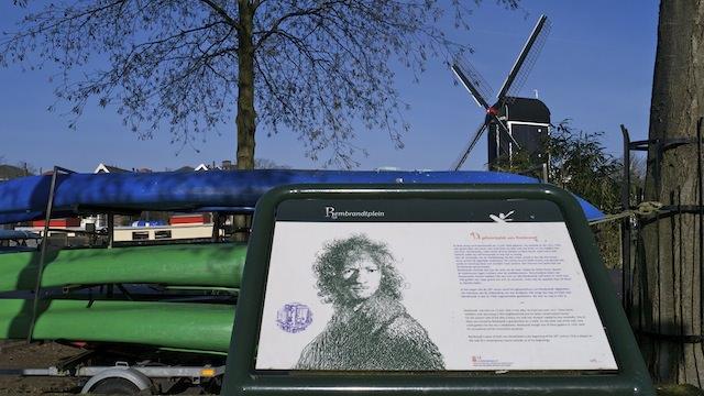 площадь Рембрандта