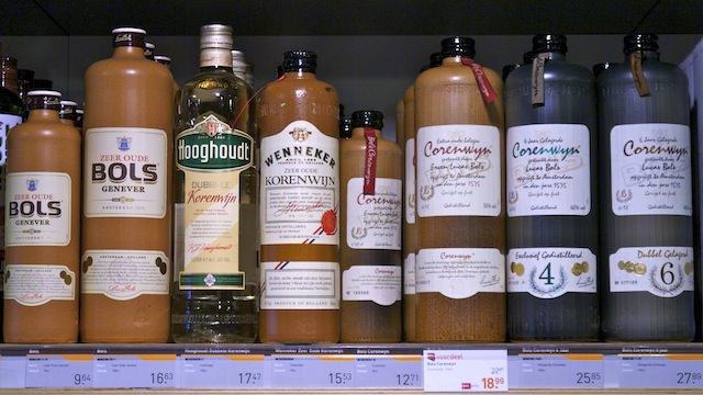 голландский джин