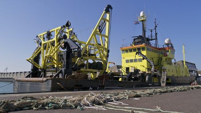 раболовецкое судно