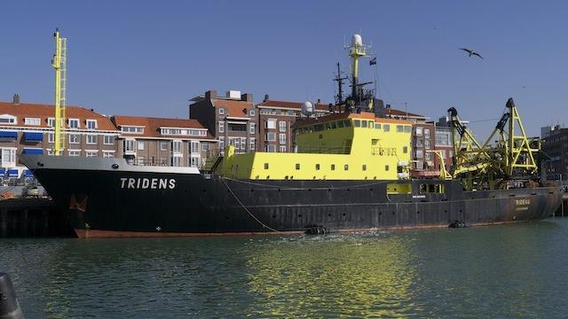 рыболовецкий корабль