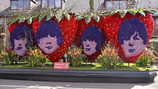 """парад цветов """"Приятного аппетита!"""""""