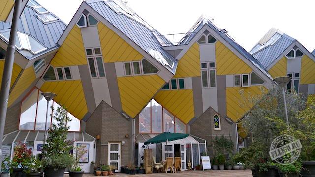 Кубические дома, Роттердам, Rotterdam-3