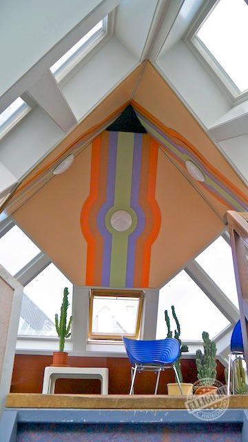 Кубические дома в Роттердаме-10
