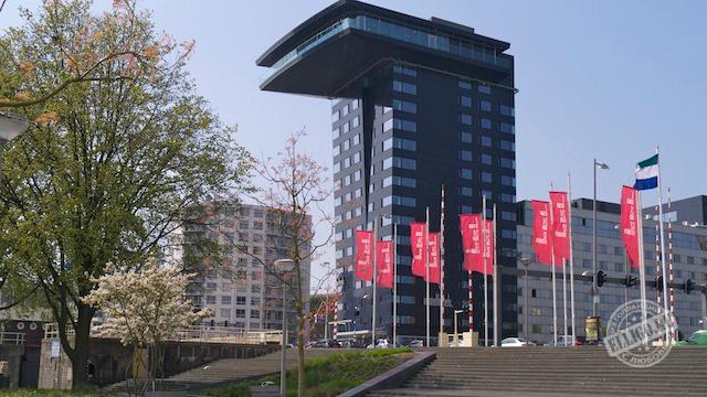 Отель Inntel Hotel, Роттердам, Rotterdam