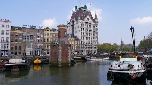 Старая гавань в Роттердаме, Rotterdam