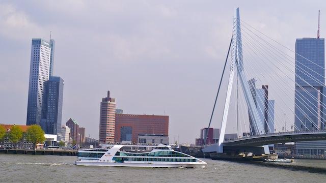 Башня Вельхельмина в Роттердаме