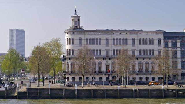 здание Всемирного музея, Роттердам