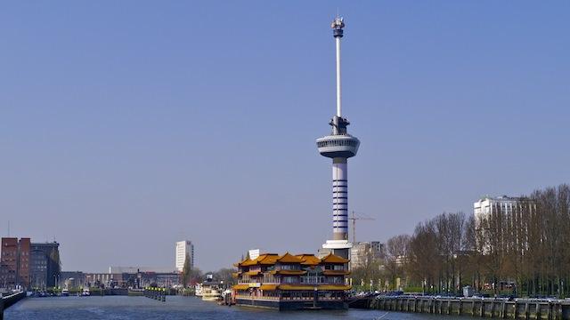 Евромачта, Роттердам