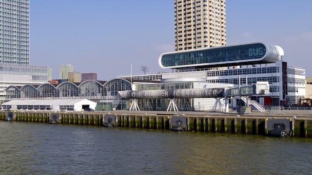 Круизный терминал Роттердам