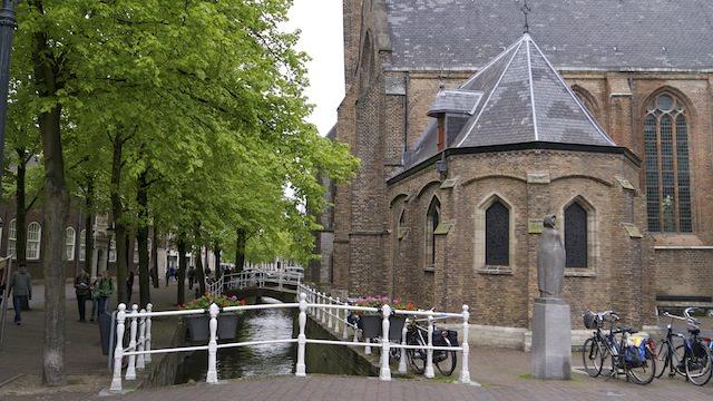 Старая церковь, Делфт