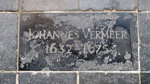 Ян Вермеер - голландский художник