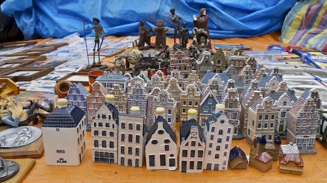 мини-домики Голландии