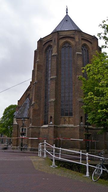 Старая Церковь в Делфте