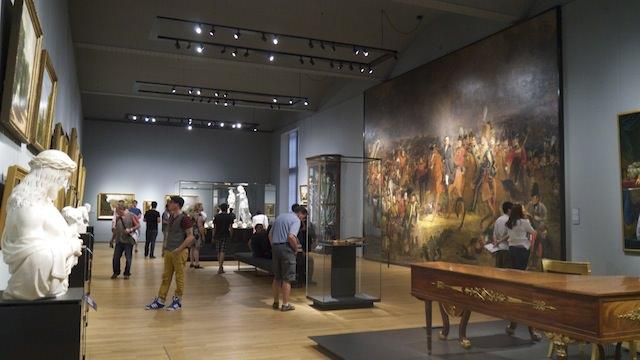 Музей Амстердама Rijksmuseum