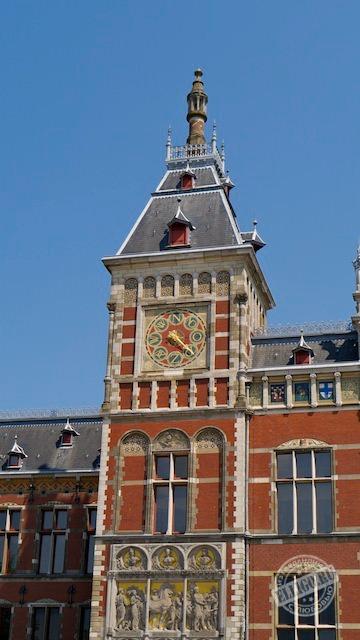 Центральный вокзал Амстердама-06