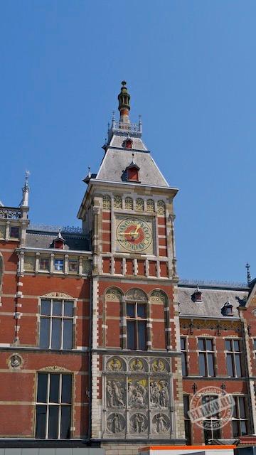Центральный вокзал Амстердама-07