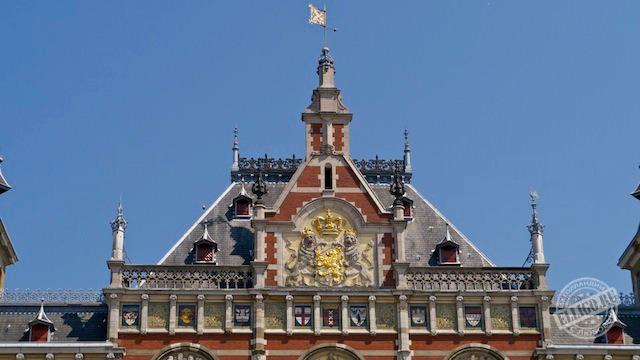 Центральный вокзал Амстердама-08