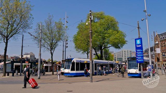 Центральный вокзал Амстердама-09