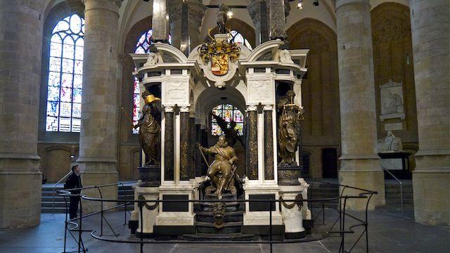 мавзолей Вильема ван Оранье