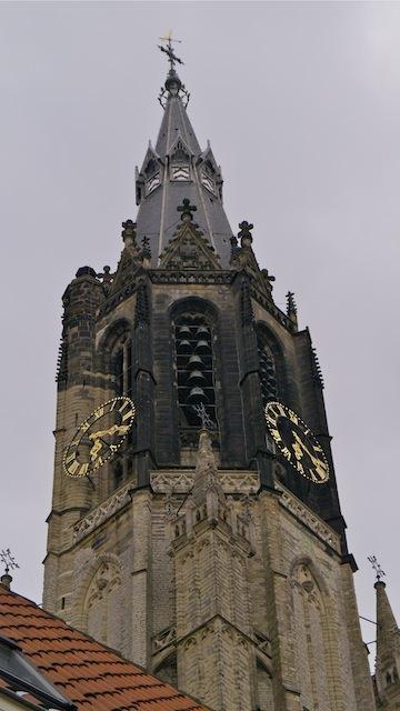 башня Новой церкви, Делфт
