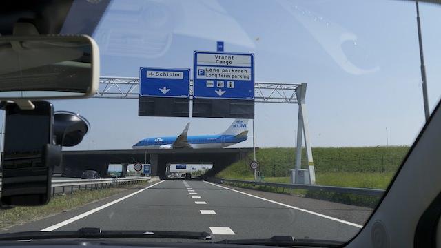 автопутешествие в Нидерланды
