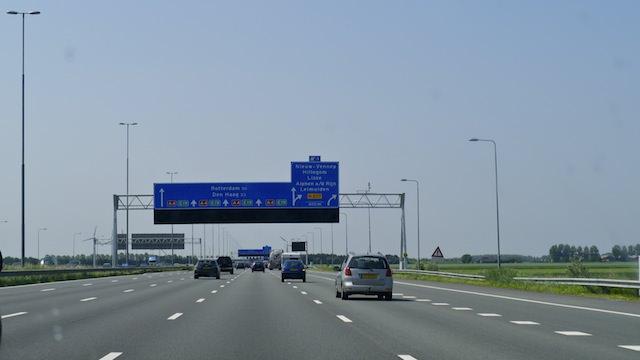 дороги в Нидерландах