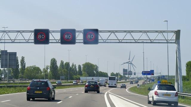 автодороги, Нидерланды