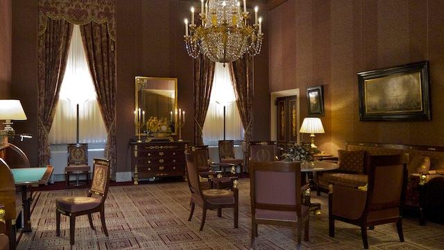 французская имперская мебель
