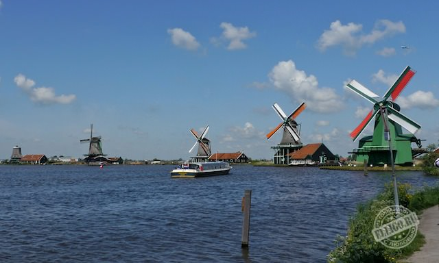 Голландские мельницы, Заансе Схаанс