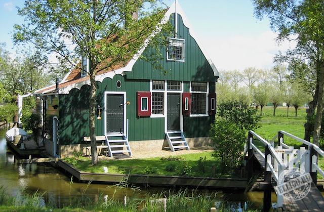 Голландский домик, Заансе Схаанс