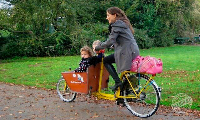 Вело-мама