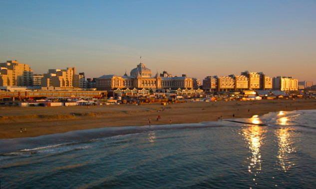 Морской курорт Гааги