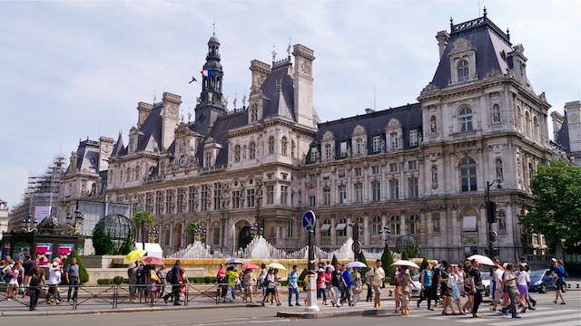 парижская Мэрия