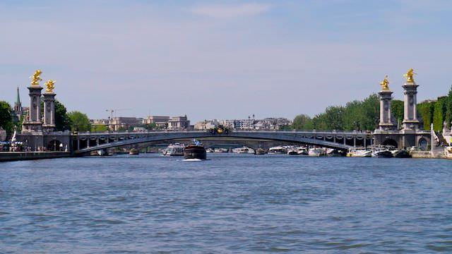 мост Алексндра III